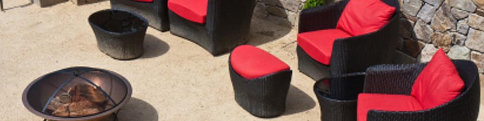 רהיטי גן מעוצבים